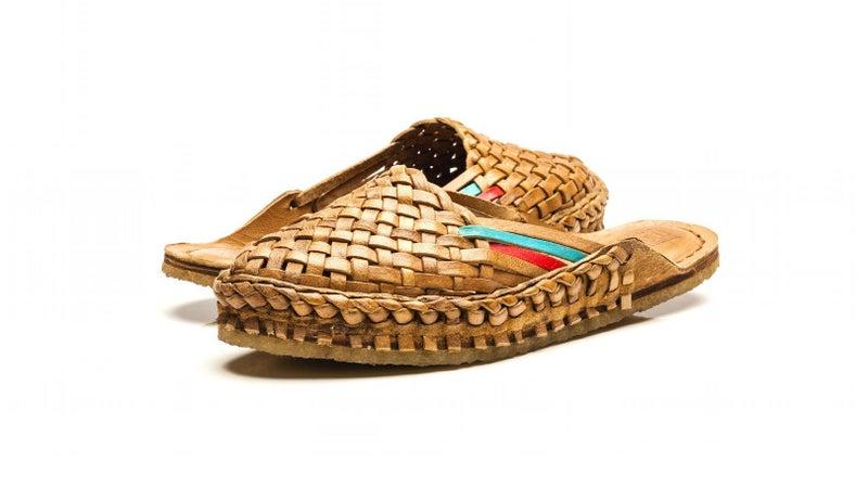 Mohinders City Slipper shoe.