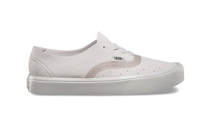 Vans Perf Authentic Lite Rapidweld shoe.
