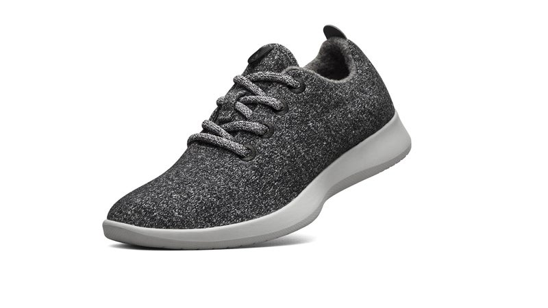 Allbirds Wool Runner shoe.