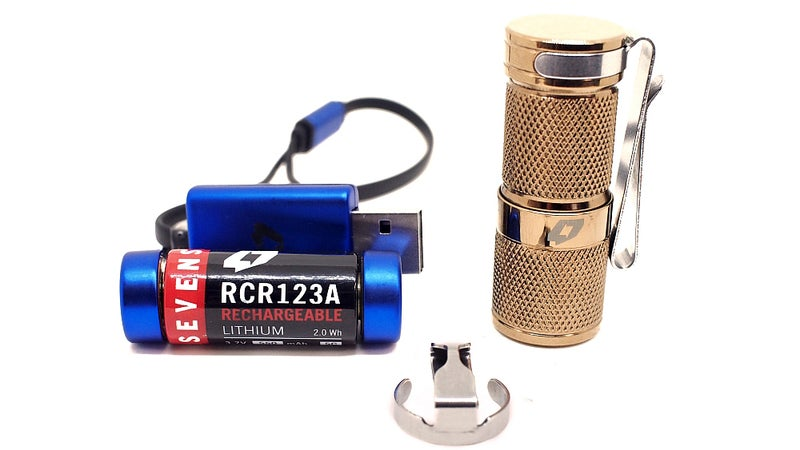 This Mini MKII is the best flashlight I've ever come across.