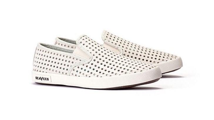 SeaVees Baja Slip-On Portal shoe.