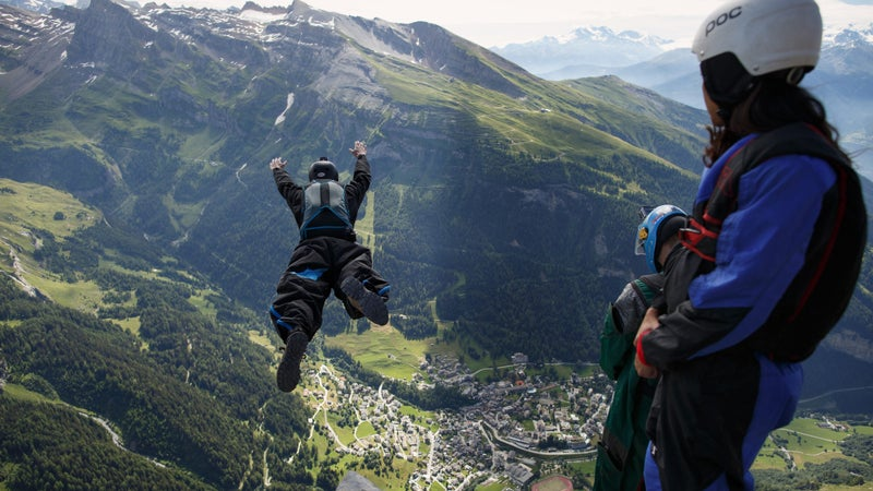 There's nothing quite like the adrenaline of jumping from 10,000-plus feet into thin air.