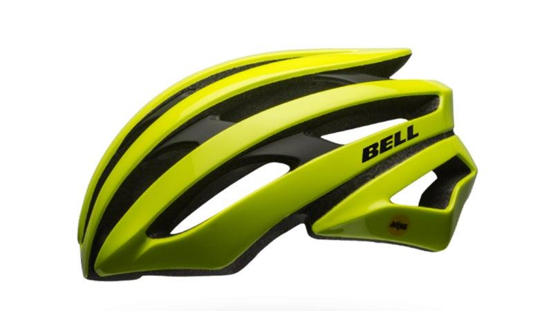 Bell Stratus MIPS helmet.