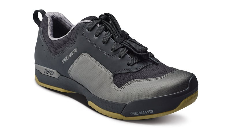 Specialized 2FO Cliplite Lace shoes.