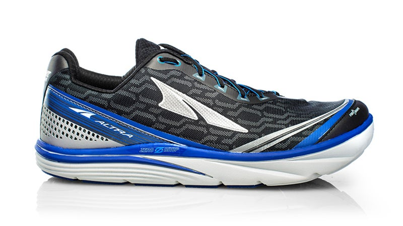 Altra IQ road running shoes.