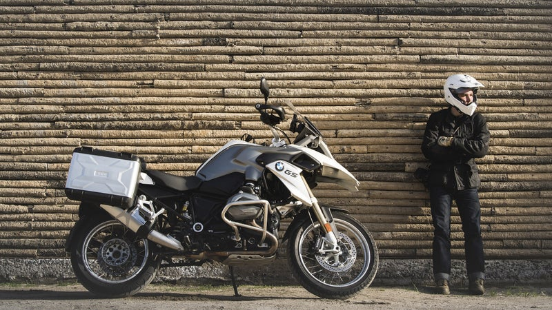 Eagle Rider rents fresh, well-maintained BMW R1200GS motorcycles specifically for trips through Baja. The big GS is ideal for the conditions you'll find there.