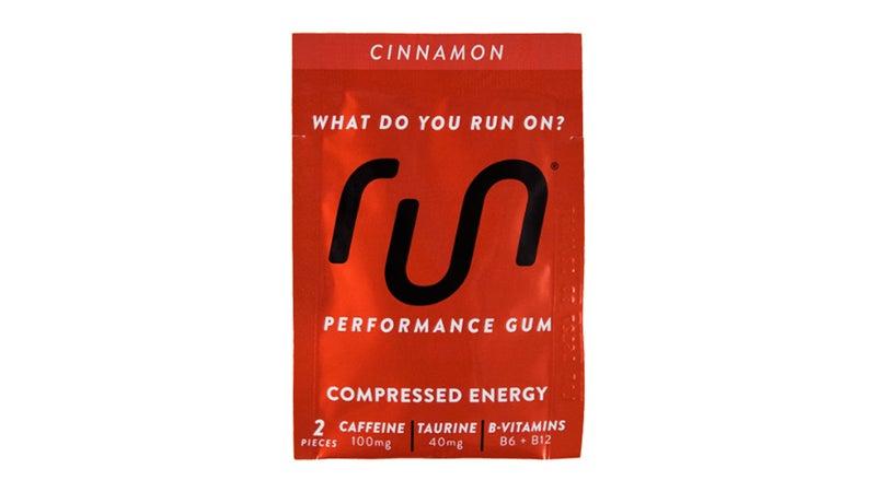 Run Gum Performance gum.