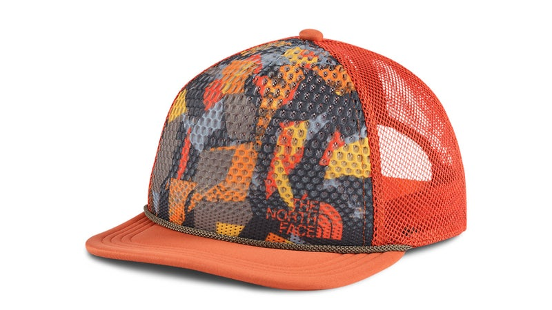 The North Face Trail Trucker.