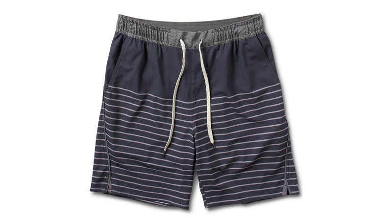 Vuori Trail shorts.