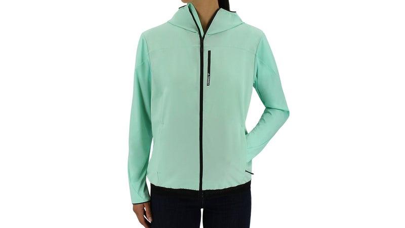 Adidas Women's Voyager jacket.
