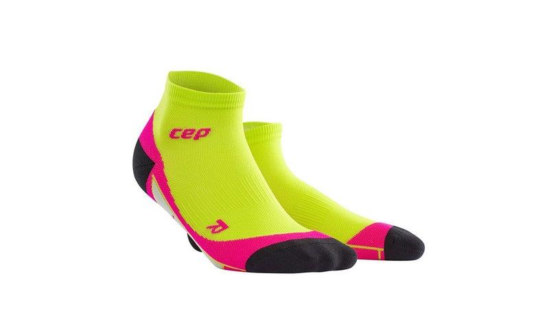 CEP Dynamic+ Run Ultralight Low socks.