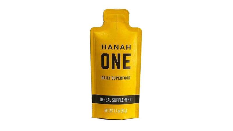 Hanah One Go-Pack gel.
