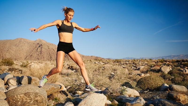 Lauren Fleshman navigated the rocky path of returning to running.