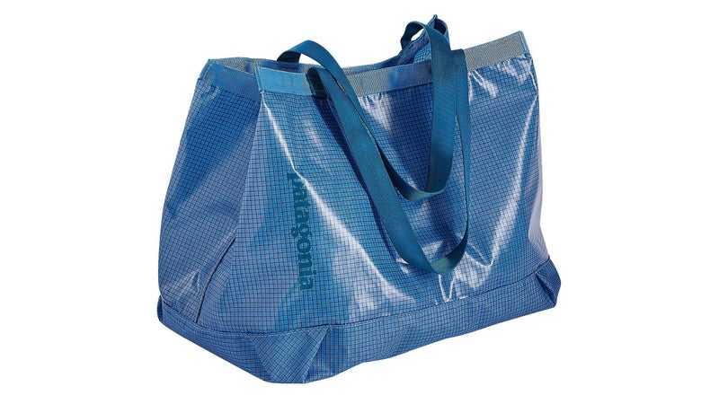 Patagonia Lightweight Black Hole 28L tote.