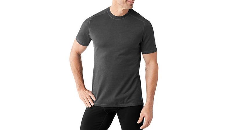 Smartwool PhD Ultra Light short-sleeve shirt.