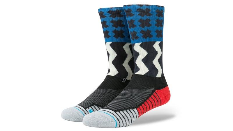 Stance Mission One socks.