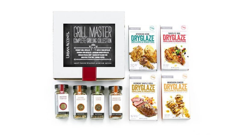 Urban Accents Grill Master set.