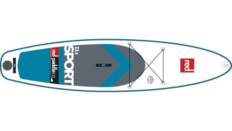"""Red Paddle Sport 11'3""""."""