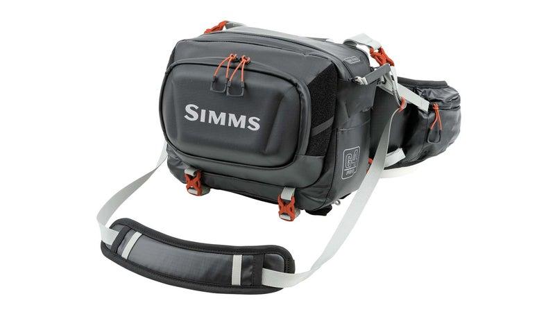 Simms G4 Pro hip pack.