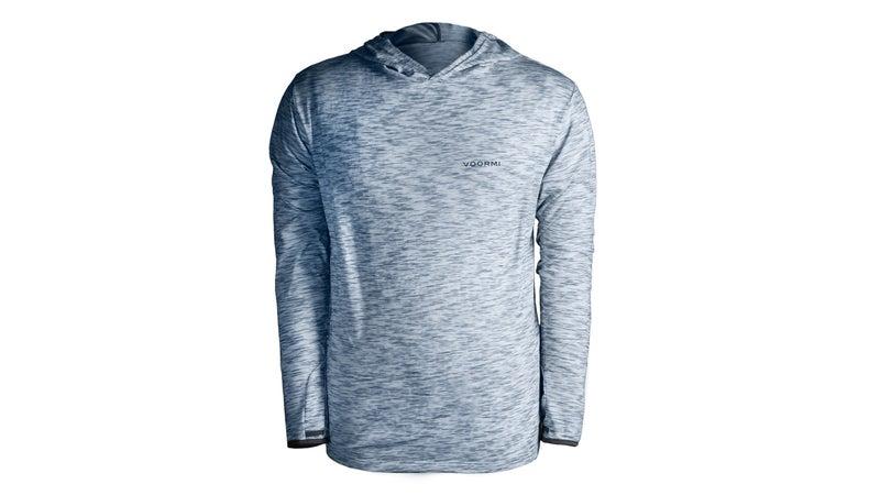 Voormi River Run hoodie.
