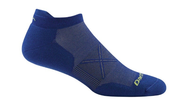Made from thin merino wool, these socks provide temperature regulation, kill odor, and hold up to repeated wear.