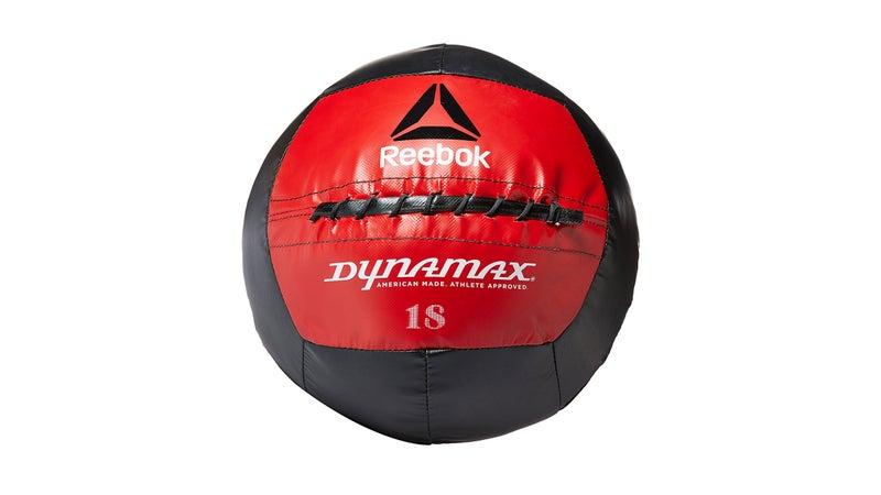 Reebok Dynamax medicine ball.