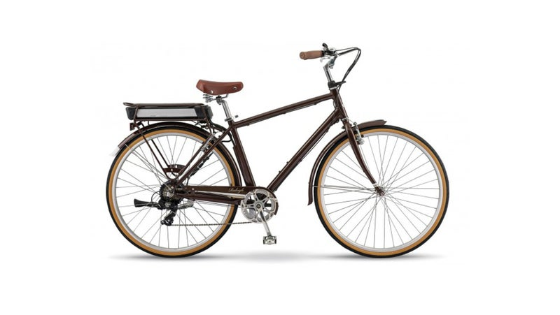 Raleigh Superbe iE