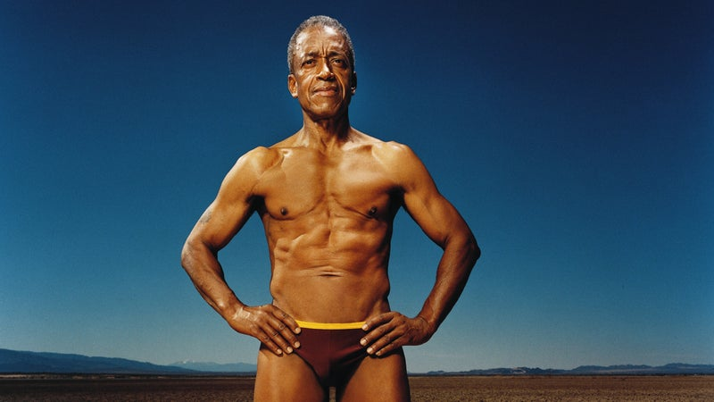 """Allen Rice, yoga practitioner, runner, and scuba diver: """"I feel like I'm somewhere in my forties."""""""