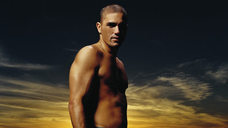 """Kelly Slater, professional surfer: """"His body works so perfectly with his brain,"""" says surfing buddy Chris Malloy, """"that there's nothing lost in the translation."""""""
