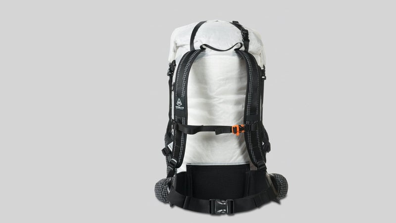 HMG's packs are superlative if they're part of a committed ultralight system. But, use them for anything else, and they just don't stand up. How sweaty do your think your back gets against that waterproof fabric, for instance? Or, how strong is that wimpy hip belt?
