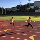 Ultimate players often run 20 miles in a game, Kittredge makes track workouts a staple of his training.