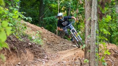 North Carolina's Bailey Mountain