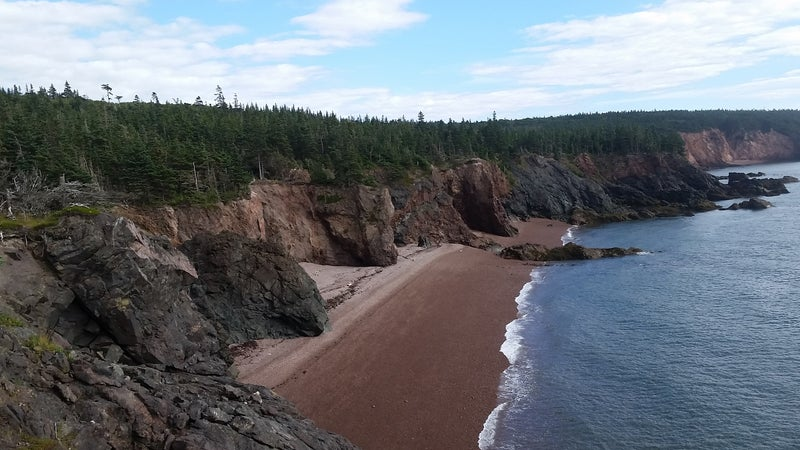 Nova Scotia's Cape Chignecto