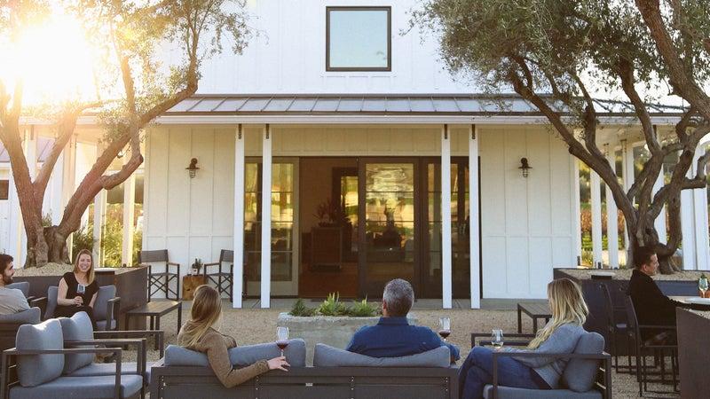Biddle Ranch Vineyard in San Luis Obispo.
