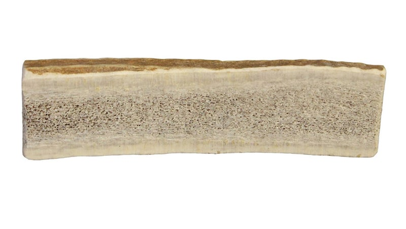 Elk antlers create no mess, don't smell bad, and help keep your dog's teeth clean.