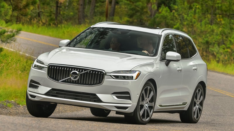Ultimately, it isn't the most inspiring vehicle to look at or drive, but the XC60 is practical transportation and a great car to ride in.