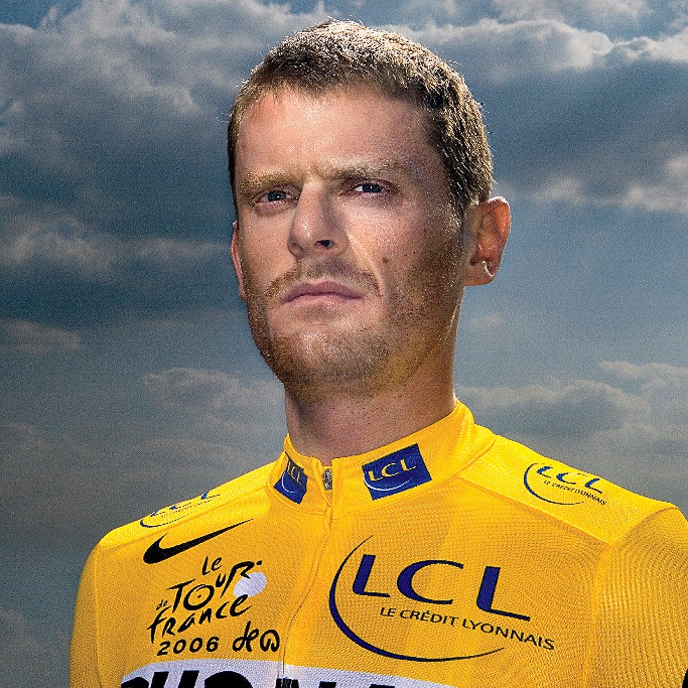 Cyclist Floyd Landis.