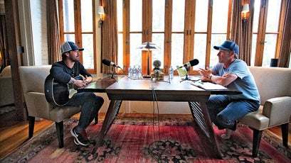 Armstrong interviews singer/songwriter/actor Ryan Bingham for the Forward Podcast at his home in Aspen, Colorado.