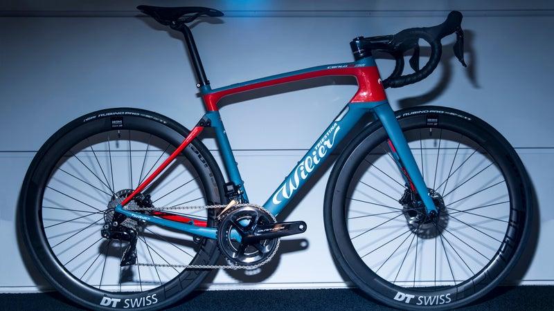 Wilier Cento10Air NDR Bike