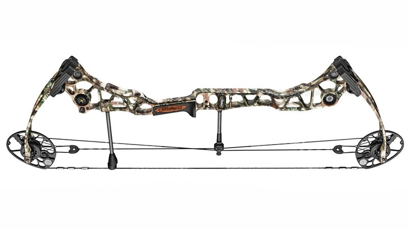 The Mathews Halon 5 is the company's fastest-shooting bow.