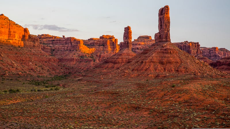 Valley of the Gods, currently located within Bears Ears, Utah, will no longer be protected under the new monument designation.