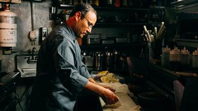 Chef Rod Kass of Café Roka in Bisbee, Arizona