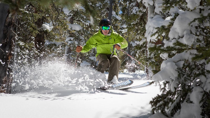 If you want lift lines, go to Vail. If you want old-school charm, go to Monarch.