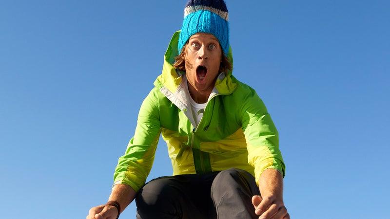 Skier Cody Townsend