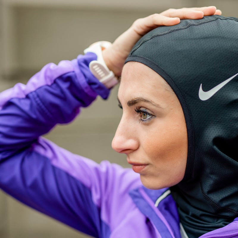 Though Nike's hijab doesn't quite stack up to established designs, recognition matters.