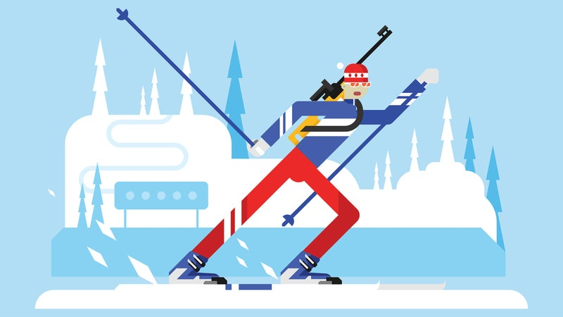 To help you better appreciate this year's Winter Games, we've broken down what it takes to train for eight of the most grueling events.