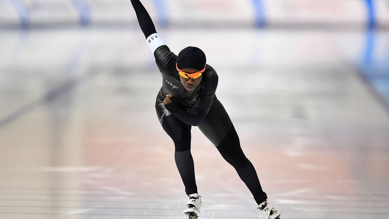 For the past two decades, U.S. Speedskating has made a concerted effort to transition inline skaters like Erin Jackson over to ice.