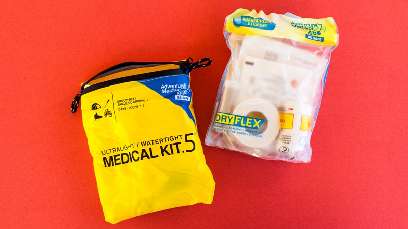 Believe it or not, premade medical kits are an even more economic choice than creating a kit à la carte.