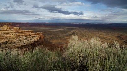 Bears Ears National Monument protects 1.35 million acres of public land  including sites sacred to Native American tribes.