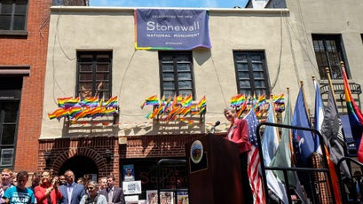 Stonewall National Monument.